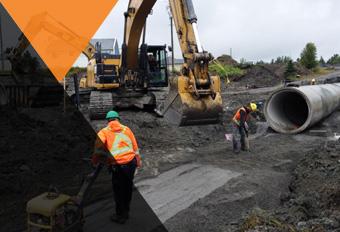 En savoir plus sur le service d'égouts et aqueducs de Grondin Excavation