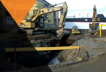 En savoir plus sur le service industriel, commercial et institutionnel de Grondin Excavation