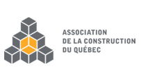 Grondin Excavation certifié Association de la construction du Québec